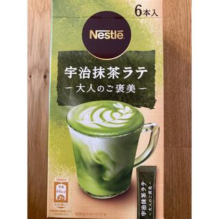 ネスレ(Nestle)のネスレ 宇治抹茶ラテ 大人のご褒美 スティック6本(茶)