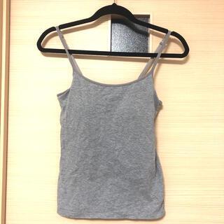 シマムラ(しまむら)のしまむら カップ付き ブラトップ キャミソール 肩紐調整可(キャミソール)