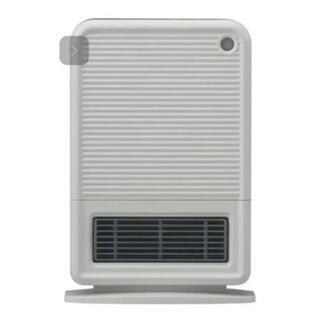美品 センサー式 消臭クリーンヒーター(電気ヒーター)