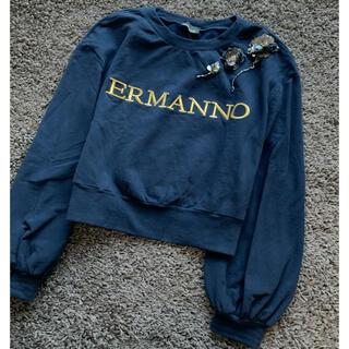 エルマンノシェルヴィーノ(ERMANNO SCHERVINO)のErmanno by Ermanno Scervino(トレーナー/スウェット)