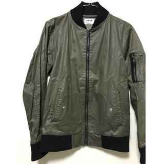 PLST - プラステのカーキ色、薄手ジャケット