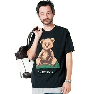 グラム(glamb)のglamb Bear knit(ニット/セーター)