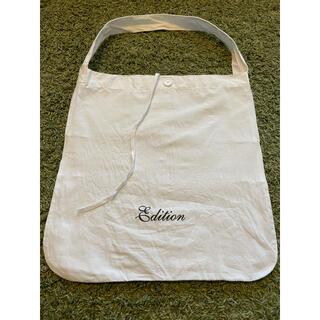 エディション(Edition)のエディション ショッパー ショップ袋 保存袋(ショップ袋)