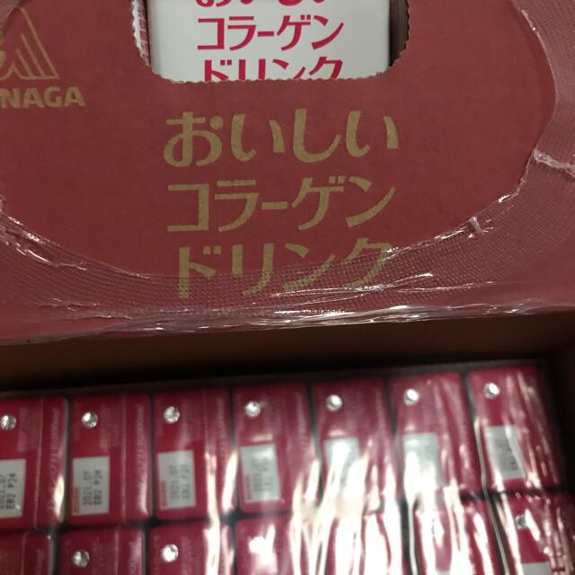 森永製菓(モリナガセイカ)の森永 おいしいコラーゲンドリンク ピーチ 48本 食品/飲料/酒の健康食品(コラーゲン)の商品写真