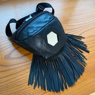 トーガ(TOGA)の(値下げ中)BANZAI ボディバッグ 黒(ボディーバッグ)