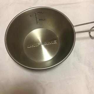 ユニフレーム(UNIFLAME)のユニフレーム シエラカップ SUS300(調理器具)