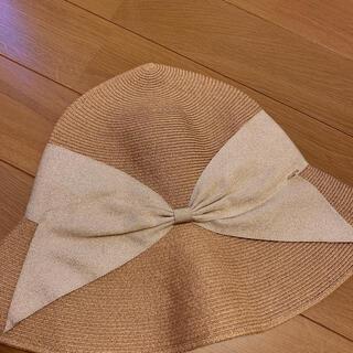 ユナイテッドアローズ(UNITED ARROWS)のアシーナニューヨーク リサコ 麦わら帽子(麦わら帽子/ストローハット)