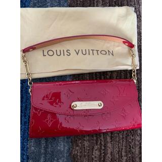 ルイヴィトン(LOUIS VUITTON)の美品 ルイヴィトン ヴェルニ ショルダー バッグ(ハンドバッグ)