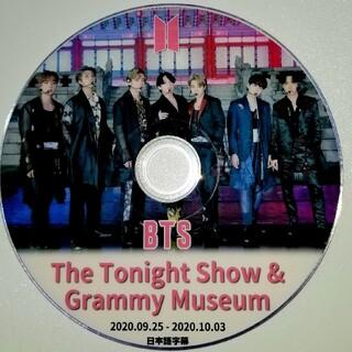 ボウダンショウネンダン(防弾少年団(BTS))のBTS THE TONIGHT SHOW & GRAMMY MUSEUM (ミュージック)