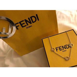 フェンディ(FENDI)の♡様専用 FENDI ネックレス(ネックレス)