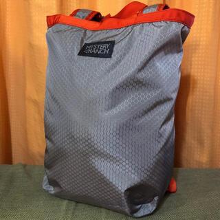 ミステリーランチ(MYSTERY RANCH)のMYSTERYミステリーランチbooty bag リュック 美品(バッグパック/リュック)