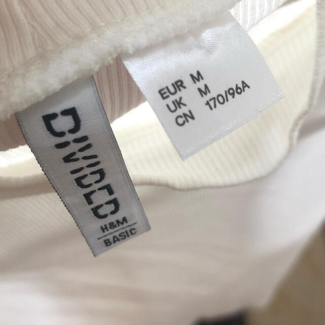 H&M(エイチアンドエム)のH&M タンクトップ レディースのトップス(タンクトップ)の商品写真