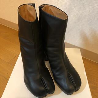 Maison Martin Margiela - メゾンマルジェラ  足袋ブーツ ブラック 36.5