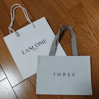 LANCOME - ランコム THREE 紙袋