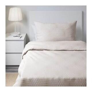 IKEA - 【在庫5セット】 IKEA シングル NATTLJUS 掛け布団カバー&枕カバー
