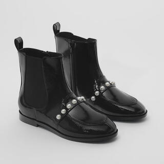 ザラ(ZARA)のZARA 21センチ ブーツ(ブーツ)