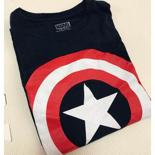 MARVEL - 美品【マーベル marvel】キャプテンアメリカ Tシャツ