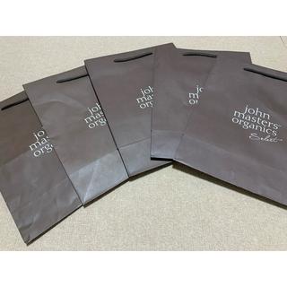 John Masters Organics - ジョンマスター❤️ショップ袋 5袋