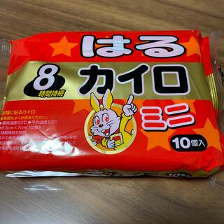 コバヤシセイヤク(小林製薬)の貼るホッカイロ ミニ 10枚(日用品/生活雑貨)