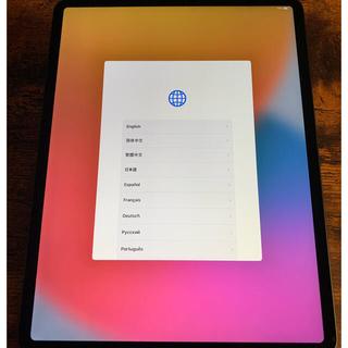 アイパッド(iPad)のiPad Pro 12.9インチ64GB 第3世代 WiFiモデル(タブレット)