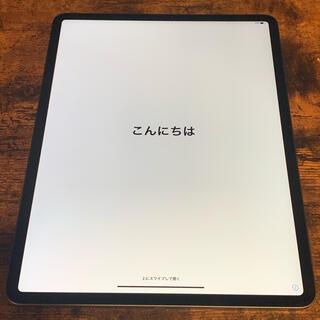 アイパッド(iPad)のiPad Pro 12.9 第3世代 64GB wifiモデル(タブレット)