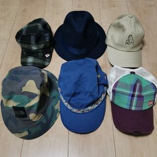 チャムス(CHUMS)のCHUMS ノースフェイス 帽子セット(キャップ)