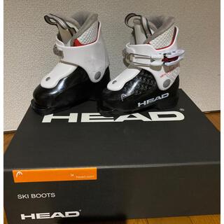 ヘッド(HEAD)のHEAD 幼児スキーブーツ15.5cm(ブーツ)