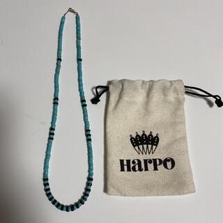 フレームワーク(FRAMeWORK)のHarpo ターコイズネックレス(ネックレス)