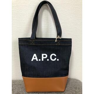 アーペーセー(A.P.C)のa.p.c アーペーセー トートバッグ 完売品(トートバッグ)