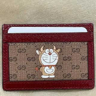 Gucci - ☆ 新品 レア GUCCI ドラえもん カードケース
