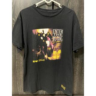 ディーシーシュー(DC SHOE)のDC SHOES wu-tang clan 20周年 コラボ 半袖 Tシャツ(Tシャツ/カットソー(半袖/袖なし))