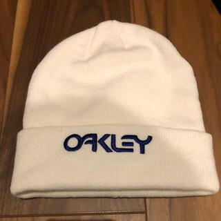 オークリー(Oakley)のオークリー ニット帽(ニット帽/ビーニー)