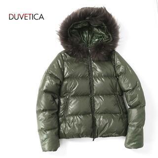 デュベティカ(DUVETICA)のDUVETICA デュベティカ ダウンジャケット/リアルファー(ダウンジャケット)
