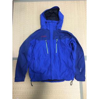 マムート(Mammut)の【超美品】マムートGoreTex ice filde jacket ハードシェル(登山用品)