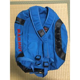 マムート(Mammut)のマムート カーゴン cargon 40 バッグ ブルー(登山用品)