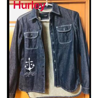 ハーレーダビッドソン(Harley Davidson)のハーフ系ハーレー  Hurleyデニムジャケット(Gジャン/デニムジャケット)