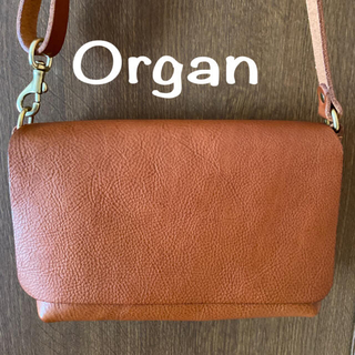 ヘルツ(HERZ)のHERZ ヘルツ Organ オルガン ショルダーバッグ ミネルバボックス(ショルダーバッグ)