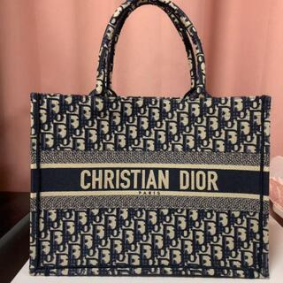 Dior - ディオール ブックトート スモール DIOR