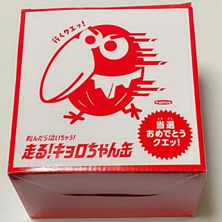 モリナガセイカ(森永製菓)の走る!キョロちゃん缶(キャラクターグッズ)