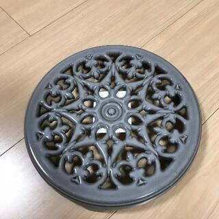ストウブ(STAUB)のSTAUB トリベット 鍋敷き(収納/キッチン雑貨)