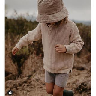 キャラメルベビー&チャイルド(Caramel baby&child )のsimplefolk 海外セレクト 帽子 caramel(その他)