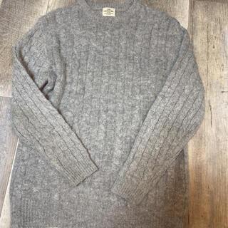 コーエン(coen)の【残り3日!】春先に!coen 薄手 セーター(ニット/セーター)