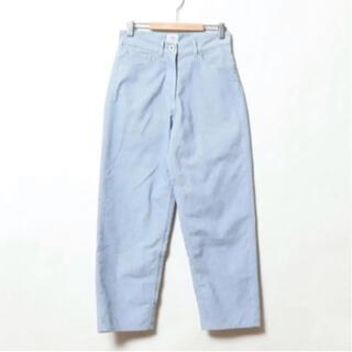 coen - コーデュロイパンツ coen コーエン mサイズ 美品 水色 ライトブルー 完売