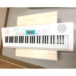 CASIO - CASIO カシオ 光ナビゲーションキーボード 美品  / ヘッドホン付き