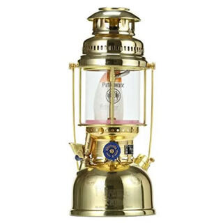 ペトロマックス(Petromax)のペトロマックス Petromax HK500 ペトロマックス ブラス ランタン(ライト/ランタン)