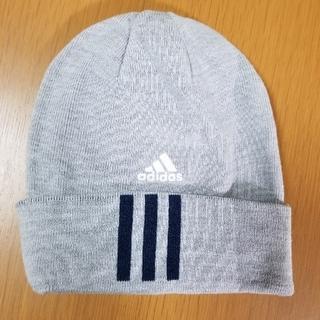 アディダス(adidas)のadidas アディダス ニット帽(ニット帽/ビーニー)