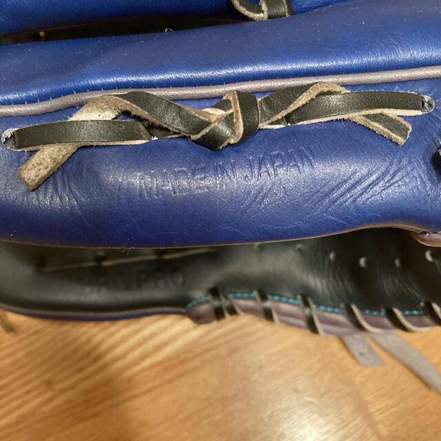 ZETT(ゼット)の源田 モデル ゼット 軟式 オーダー限定カラー 日本製 湯もみ済み   スポーツ/アウトドアの野球(グローブ)の商品写真
