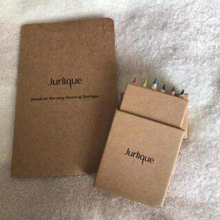ジュリーク(Jurlique)のJurlique ジュリーク 色鉛筆 いろえんぴつ ノート(色鉛筆)
