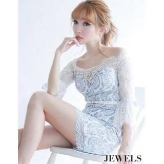 JEWELS - 美品♡Jewels キャバドレス ジュエルズ キャバクラドレス 衣装