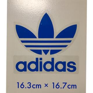 adidas - 【新品】adidasステッカー  縦16.3 横16.7